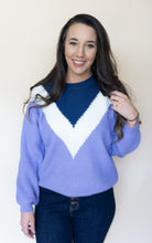 Load image into Gallery viewer, Après-Ski Sweater, Lavender