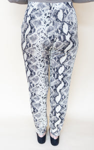 Parseltongue Pants, Snakeskin