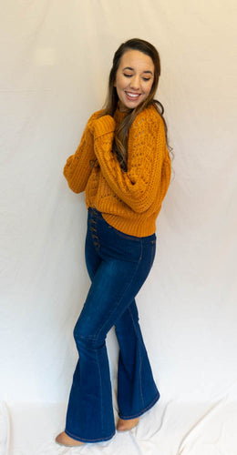 Vitamin C Sweater, Orange
