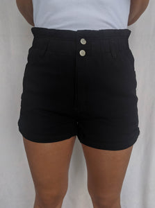 Go-To Shorts, Black