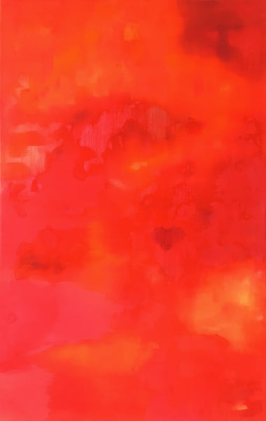 It Bleeds For You Oil Painting by Stephanie Burns