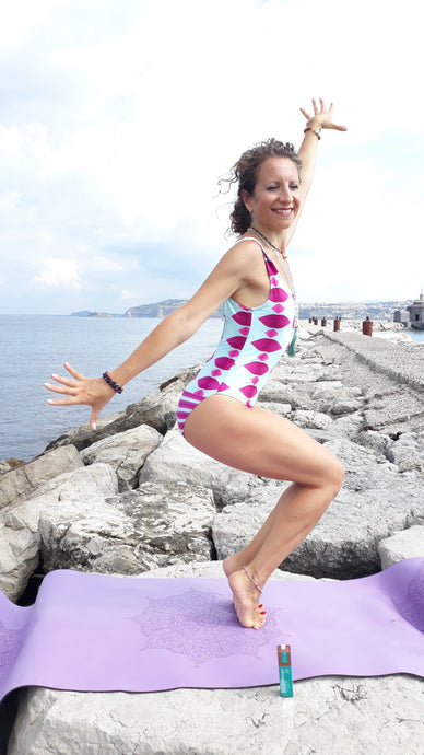 Ladies Night Leotard - aqayoga  Leotard UK Yoga Store