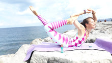 Load image into Gallery viewer, Ladies Night Leotard - aqayoga  Leotard UK Yoga Store