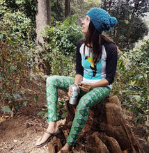 Load image into Gallery viewer, Forest Yogi Yoga Leggings