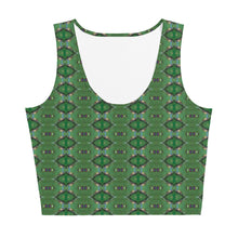 Load image into Gallery viewer, Forest Yogi Crop Top - aqayoga  Crop Top UK Yoga Store
