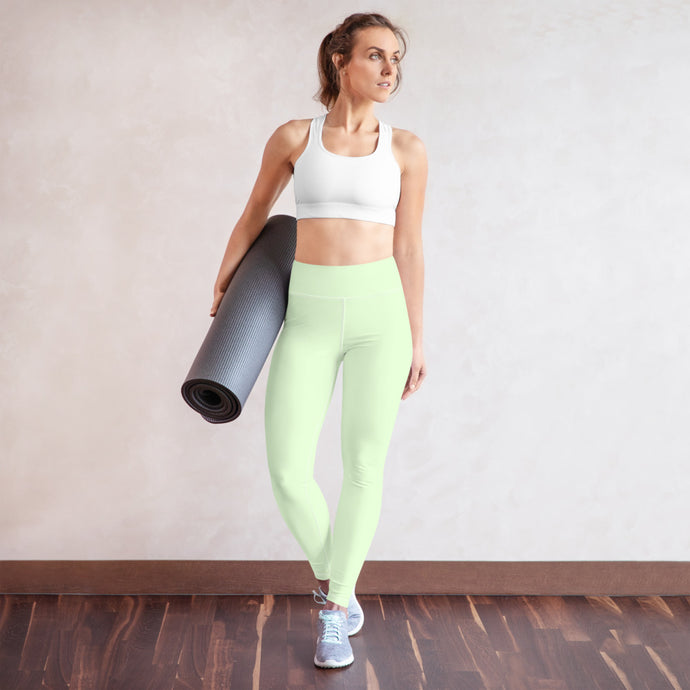 Lime Yoga Pants