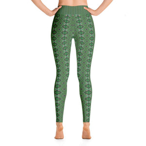 Forest Yogi Yoga Leggings