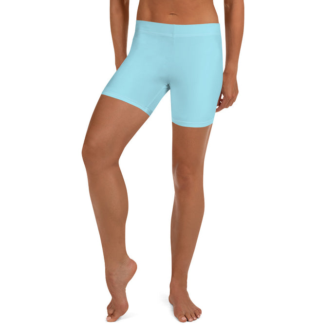 Blue Shorts - aqayoga  Shorts UK Yoga Store