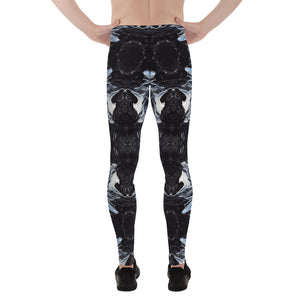 Shield Men's Leggings - aqayoga  Men's Leggings UK Yoga Store