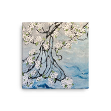 Load image into Gallery viewer, Cherry Blossoms Canvas Print