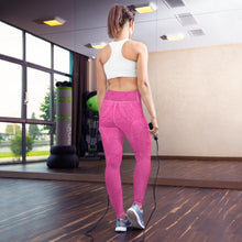 Load image into Gallery viewer, Fuchsia Yoga Pants
