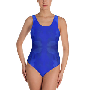 Blue Royale Leotard