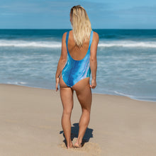 Load image into Gallery viewer, Over the Sea Leotard - aqayoga  Leotard UK Yoga Store