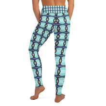 Load image into Gallery viewer, Once In A Lifetime Yoga Leggings - aqayoga  YOGA LEGGINGS UK Yoga Store