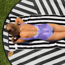 Load image into Gallery viewer, Purple Haze Leotard - aqayoga  Leotard UK Yoga Store