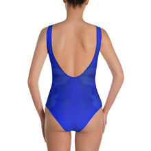 Load image into Gallery viewer, Blue Royale Leotard - aqayoga  Leotard UK Yoga Store
