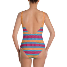 Load image into Gallery viewer, Yellow Lollipop Leotard - aqayoga  Leotard UK Yoga Store