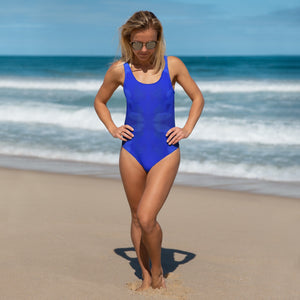 Blue Royale Leotard - aqayoga  Leotard UK Yoga Store