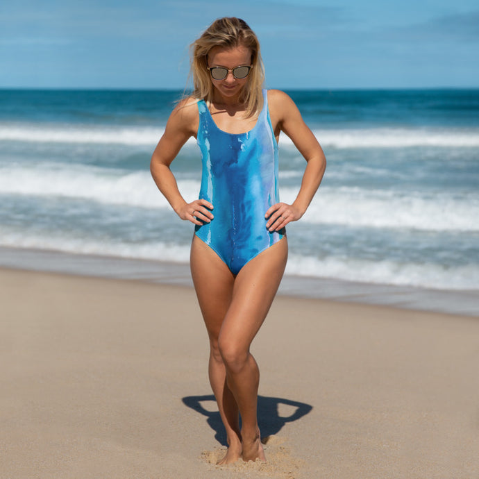 Over the Sea Leotard - aqayoga  Leotard UK Yoga Store