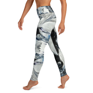 Stardust Yoga Leggings - aqayoga  YOGA LEGGINGS UK Yoga Store