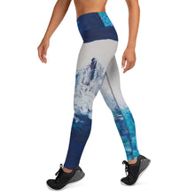 Load image into Gallery viewer, Migaloo Diving Yoga Leggings