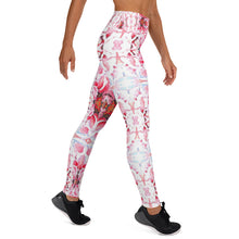 Load image into Gallery viewer, Peony Yoga Leggings