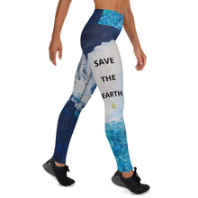 Load image into Gallery viewer, Migaloo Diving Yoga Leggings - aqayoga  YOGA LEGGINGS UK Yoga Store