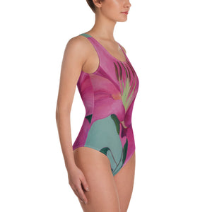 Lilium Leotard - aqayoga  Leotard UK Yoga Store