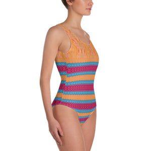 Yellow Lollipop Leotard - aqayoga  Leotard UK Yoga Store