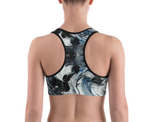Load image into Gallery viewer, Stardust Sports Bra - aqayoga  Sports Bra UK Yoga Store