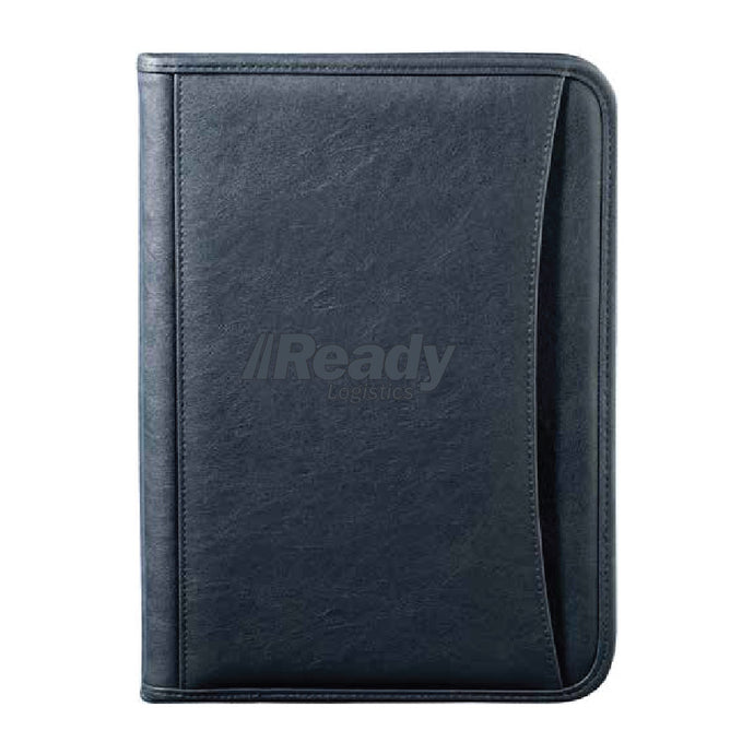 Ready Logistics Dura Hyde Zippered Padfolio