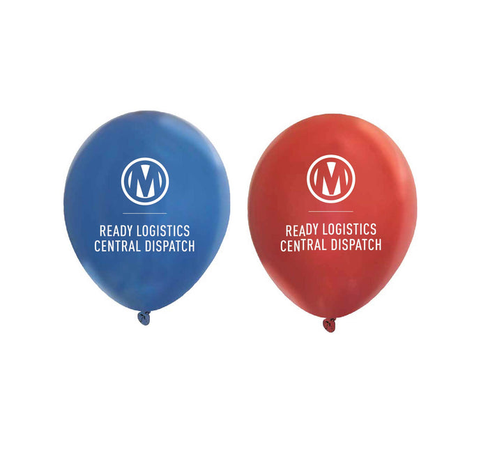 Manheim Logistics Latex Balloons (1 Qty = 20-pack Bundle)