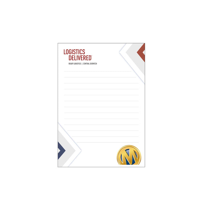 4x6 Post-It Notepad (1 Qty = 10 Pack Bundle)