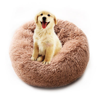 Super Soft Doughnut Pet Bed - Sporty Types