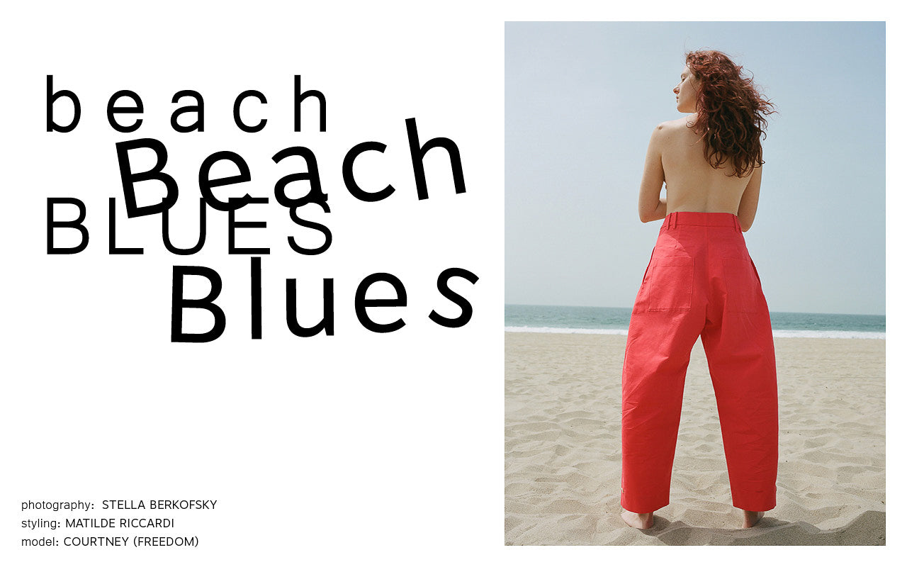 Beach Blues | Oroboro Store | New York, NY