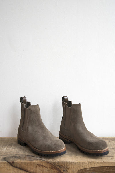 FEIT Chelsea Boot in Military | Oroboro Store | Brooklyn, New York