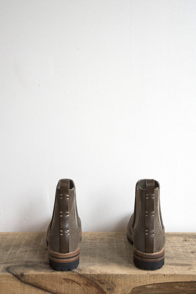 FEIT Chelsea Boot in Military