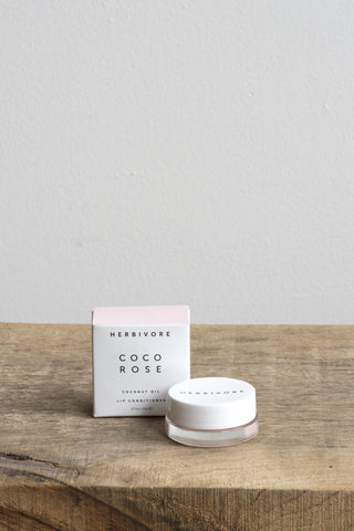 Herbivore Coco Rose Lip Conditioner | Oroboro Store | Brooklyn, New York