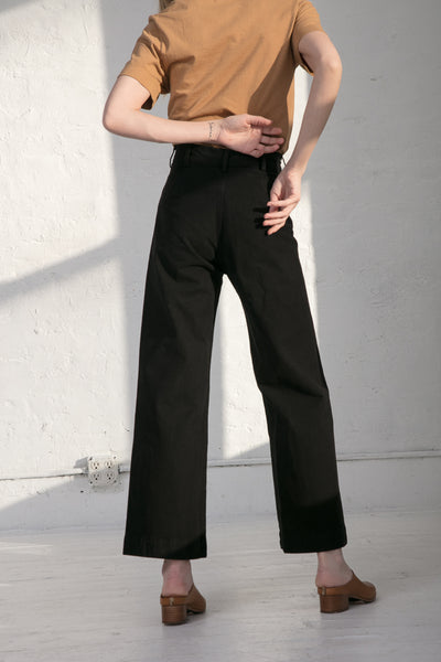 Sailor Pant in Black