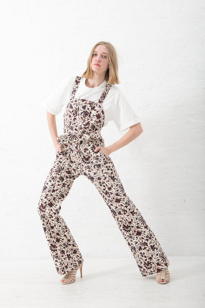 Ulla Johnson Ash Jumpsuit in Vine | Oroboro Store | New York, NY