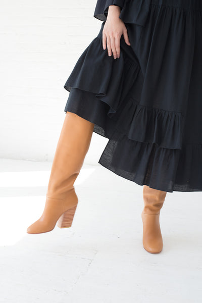 Correll Correll Rosch Skirt in Black | Oroboro Store | New York, NY