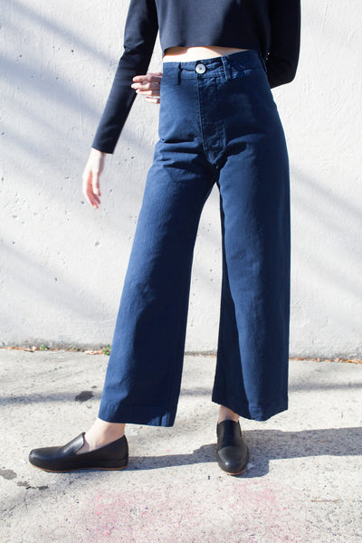 Sailor Pant in Midnight
