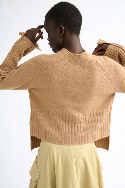 Rejina Pyo Erin Sweater in Beige back