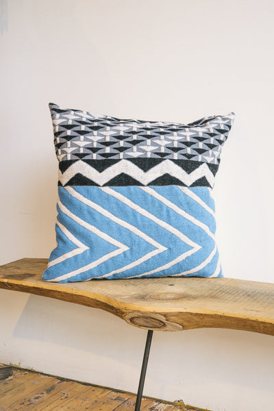 Moroccan Throw Pillow in Loubna