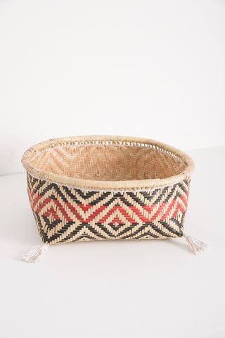 Short Mehinako Buriti Basket | Oroboro Store | Brooklyn, New York