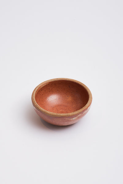 Stoneware Smudge Bowl in Shino