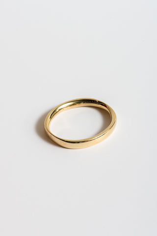 Ursa Major Edie Bangle in Brass | Oroboro Store | New York, NY