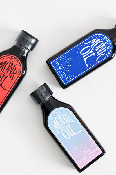 Monk Oil Dusk City Skin Potion | Oroboro Store | New York, NY