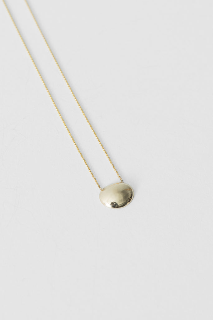 Horea Necklace in 14k Gold Pendant/18k Gold Chain