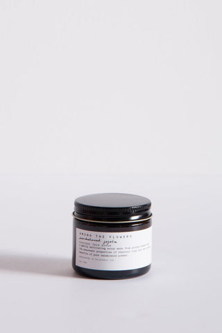 Among the Flowers Sandalwood Jojoba Facial Scrub | Oroboro Store | New York, NY